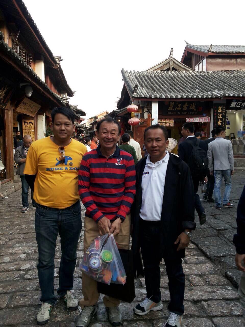 AGROMED นำลูกค้าท่องเที่ยว ต้าหลี่-ลี่เจียง-แชงกรีล่า 19 - 24 Mar 2015
